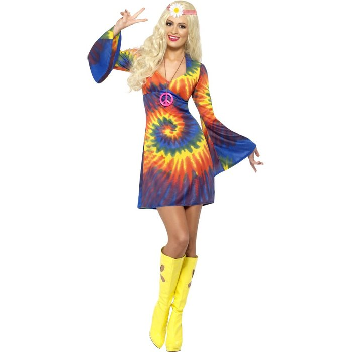 Costume  Anni 60 - Hippy Batik  63804160bbc