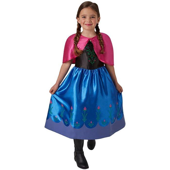 7c1af53bc16a Costume per bambini: Frozen - Il Regno di Ghiaccio: Anna Classic ...