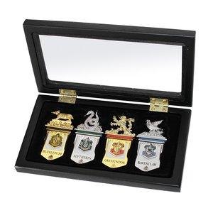 Harry Potter: Hogwarts Wappen (4er Set)