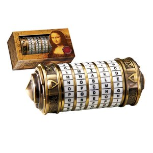 The Da Vinci Code: Mini Kryptex