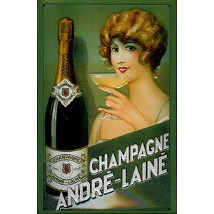 Champagne: Andre-laine