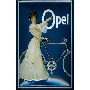 Opel: Fahrrad