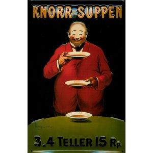 Knorr: Suppen