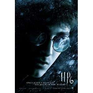 Harry Potter: And the Half-blood Prince