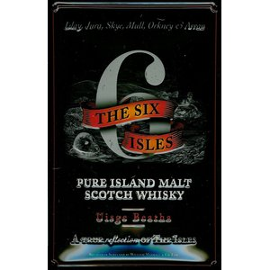 The Six Isles: Pure Island Malt Scotch Whisky