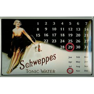 Schweppes: Tonic Water