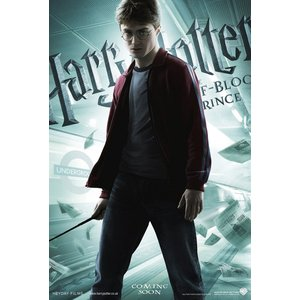 Harry Potter: Harry Potter e il principe mezzosangue