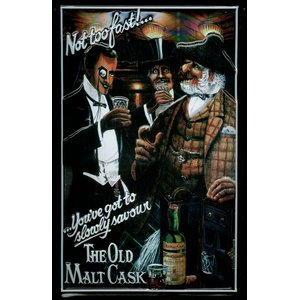 the Old Malt Cask