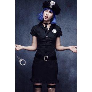Ungezogene Polizistin