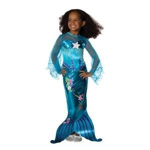 Sirenetta - Blue Magical Mermaid