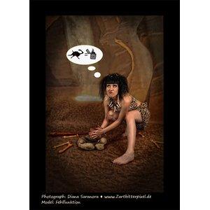 Höhlenbewohnerin - Voodoo