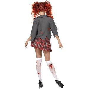 Zombie Studentin