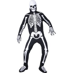 Fluoreszierendes Skelett