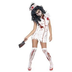 Zombie Krankenschwester