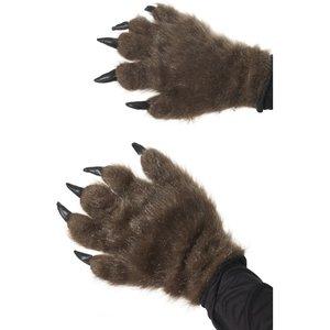 Haarige Monsterhände - Wolf