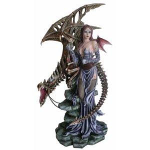 Dark Fairy: Fata Drago - Skeletta