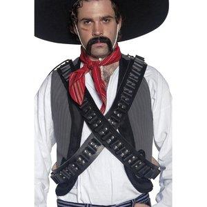 Patronen - Cowgirl & Mexikaner