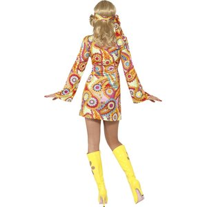 60er Jahre - Swinging Hippie
