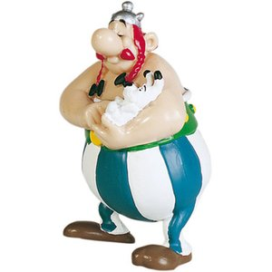 Asterix Und Obelix: Obelix mit Idefix