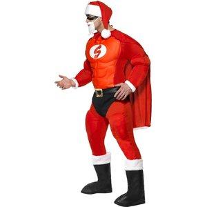 Super Fit Santa