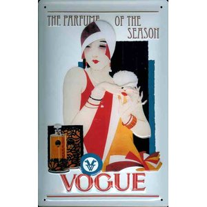 Vogue: the Parfume Of the Season