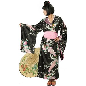 Japanerin: Kimono