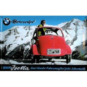 Bmw Motocoupe: Isetta - Das Ideale Fahrzeug