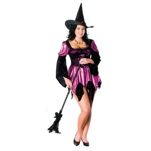 Hexe - Sexy Witch - Plus Size