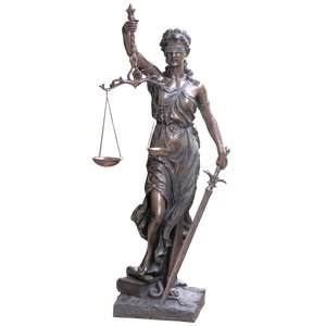 Römische Justitia