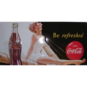 Coca-Cola: Be Refreshed