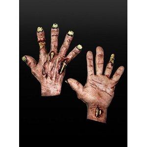 Mains d'un zombie