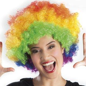 Super Big Afro - Rainbow