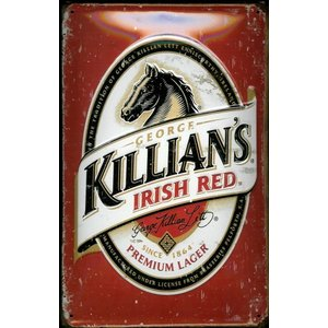 Killian's Irish Red - Premium Lager