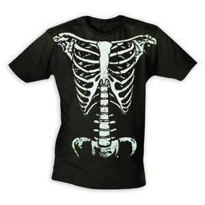 Halloween - Glow in the Dark: Skelett