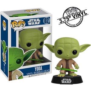 POP! - Star Wars: Yoda