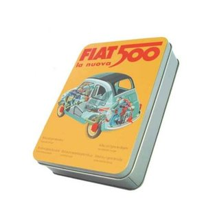 Fiat 500: Borsa Messenger
