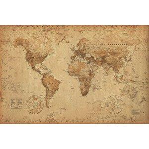 Weltkarte XXL