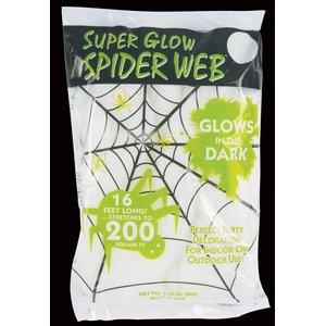 Spinnennetz fluoreszierend (18.6 m²)