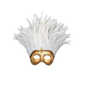 Incas Colombina Oro Piume Bianche