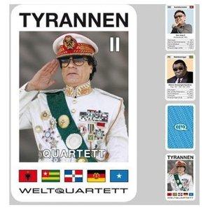 Quartett: Tyrannen II