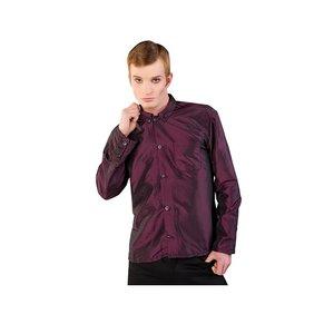 Classic Shirt 2-tone Satin
