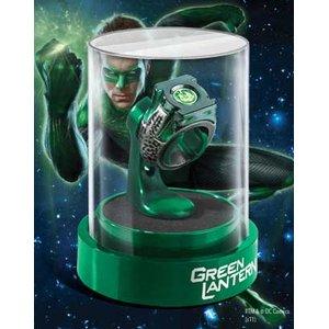 Green Lantern: 1/1 Hal Jordan's Ring