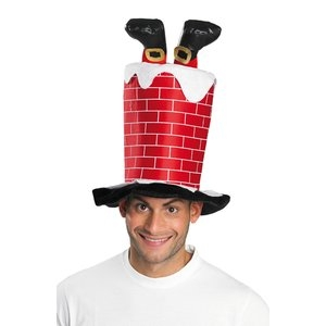 Père Noël - Cheminée