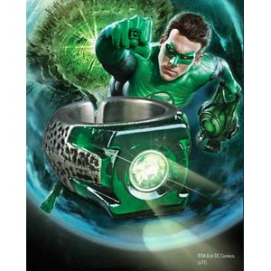 Green Lantern: Leuchtend