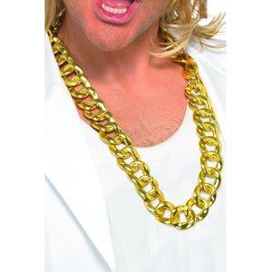 Collana spessa, oro