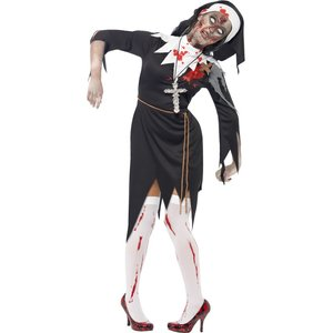 Zombie Nonne - Bloody Sister Mary