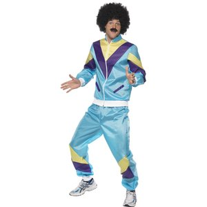 80er Jahre Anzug - Trainingsanzug