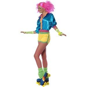 Années 80 - Skater Girl
