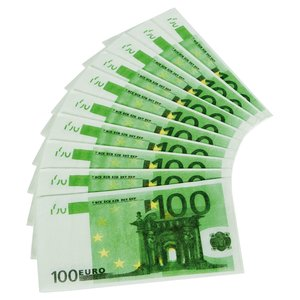 100 Euro Scheine 10 Stck.
