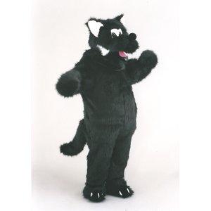 Fieser Wolf